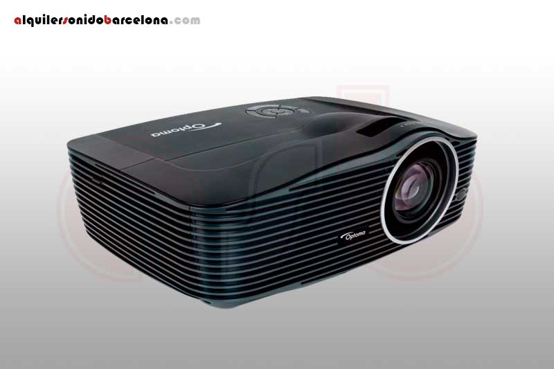 Optoma HD-151X- Proyector Full HD